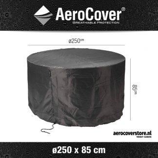 AeroCoverhoes voor ronde tuinset